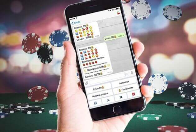 The way Telegram - bots are used in online casinos. Everything an operator should know