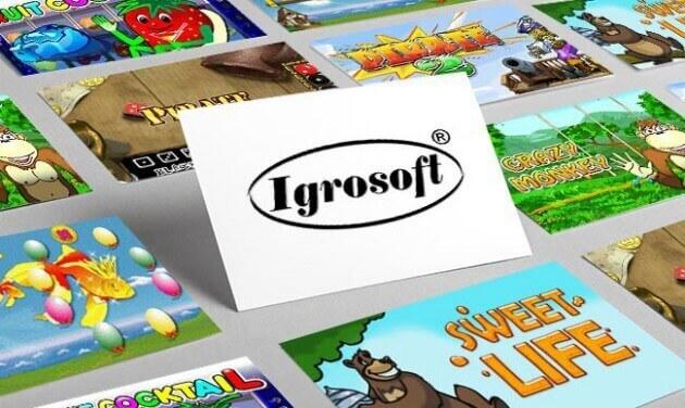 Slot machines from Igrosoft: brief review of the portfolio