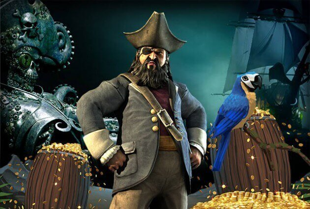 Slots with pirates from Slotegrator's partners