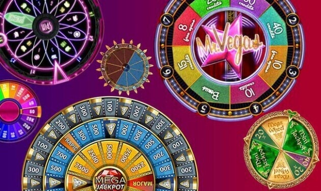 Wheel of Fortune in slots developed by Slotegrator´s partners