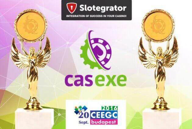 CASEXE wins two awards at CEEGC 2016