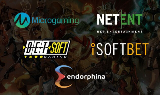 Gambling industry giants: TOP 5 manufacturers that can boast speed and quality of new slots launching