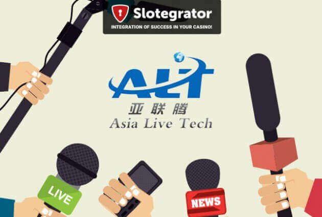 The interview with Asia Live Tech Company
