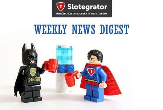 September digest by Slotegrator