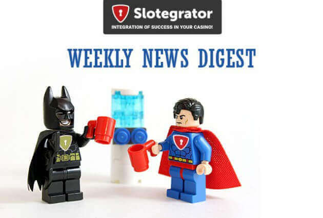 Дайджест сентября от Slotegrator