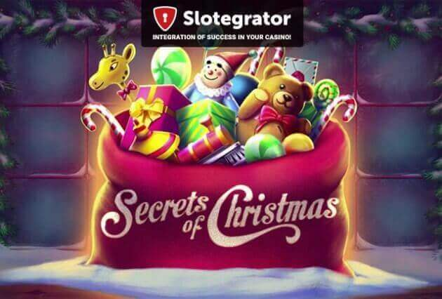 New Year–new slot: NetEnt introduced a new online game ¨Secrets of Christmas¨