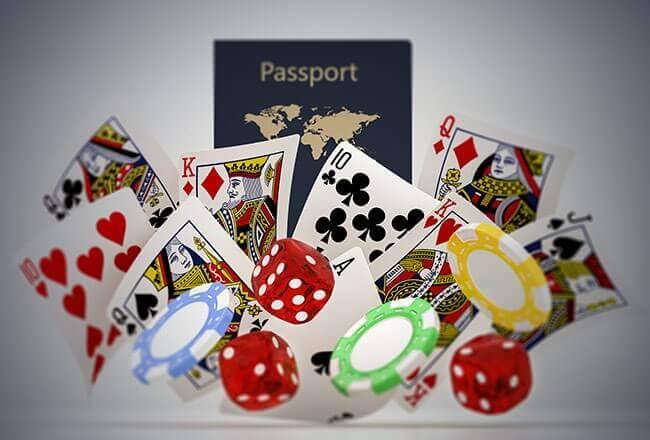 Зачем интернет-казино просит скан паспорта