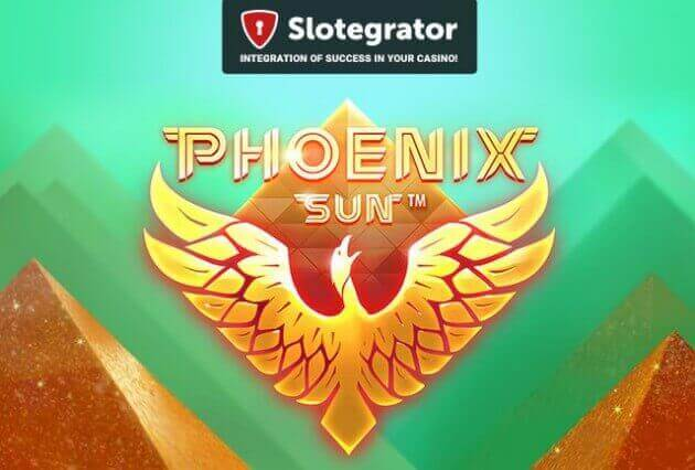 The triumph of the eternal life in the brand new slot Phoenix Sun by Quickspin