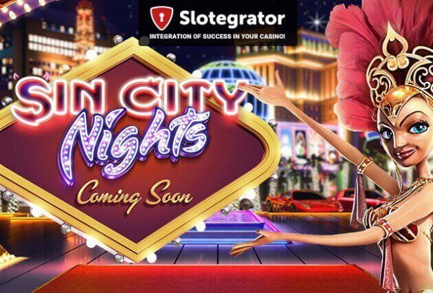 Betsoft adds up a brand new slot Sin City Nights to its Slots3™ collection