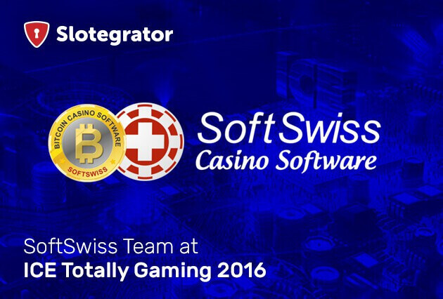 SoftSwiss is going to ICE Totally Gaming 2016