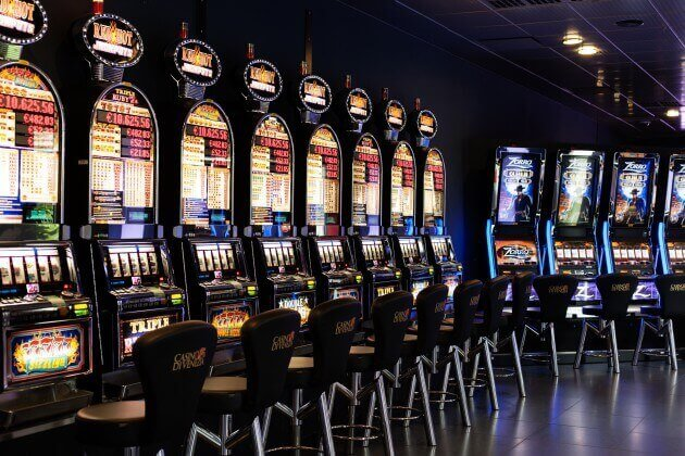 Review of best well known types of slot machines