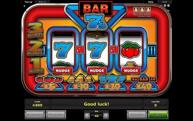 Timeless classics of themed slots: why are cherries and sevens so popular?