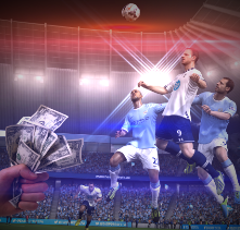 Fantasy, virtual sports and eSports betting and bets on real sporting events