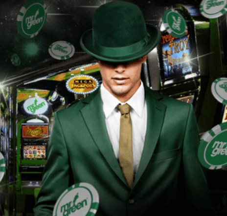 What is the secret of Mr. Green casino's success?