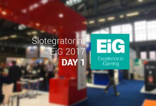 EiG 2017: Outcome of the First-day