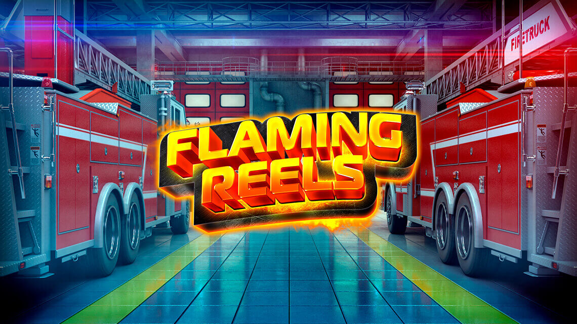 New blistering slot from GameArt – Flaming Reels