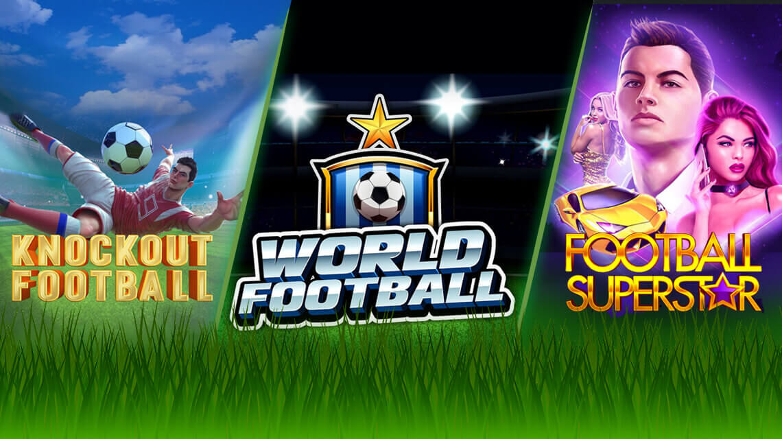 The Best Football Themed Casino Games