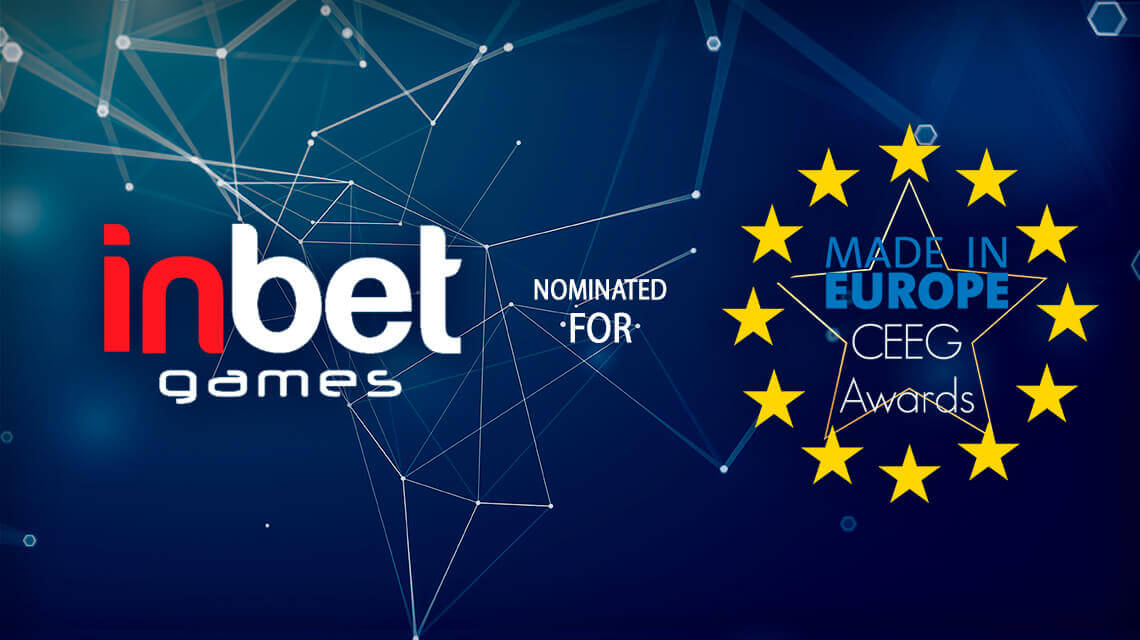 InBet Nominated for the Best Overall eSports Service Provider 2018