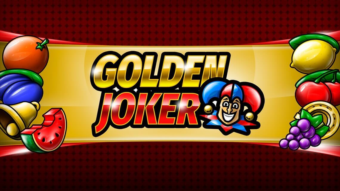 New Golden Joker Fruit Slot From Amatic