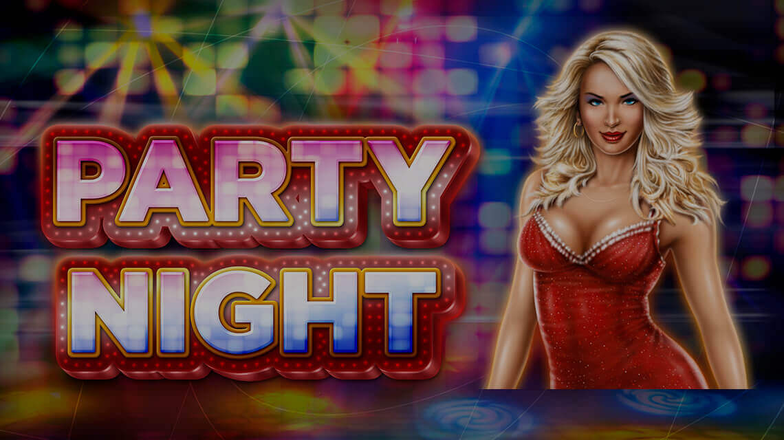 Amatic throws unforgettable Party Night video slot