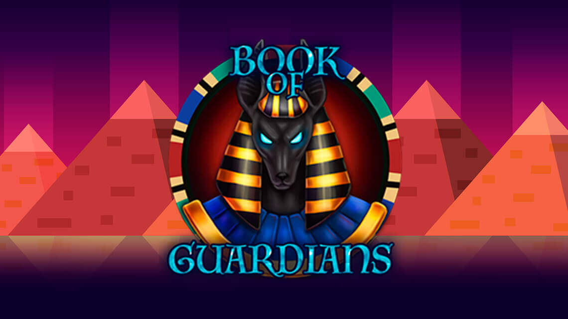 Spinomenal Presents the Book of Guardians!
