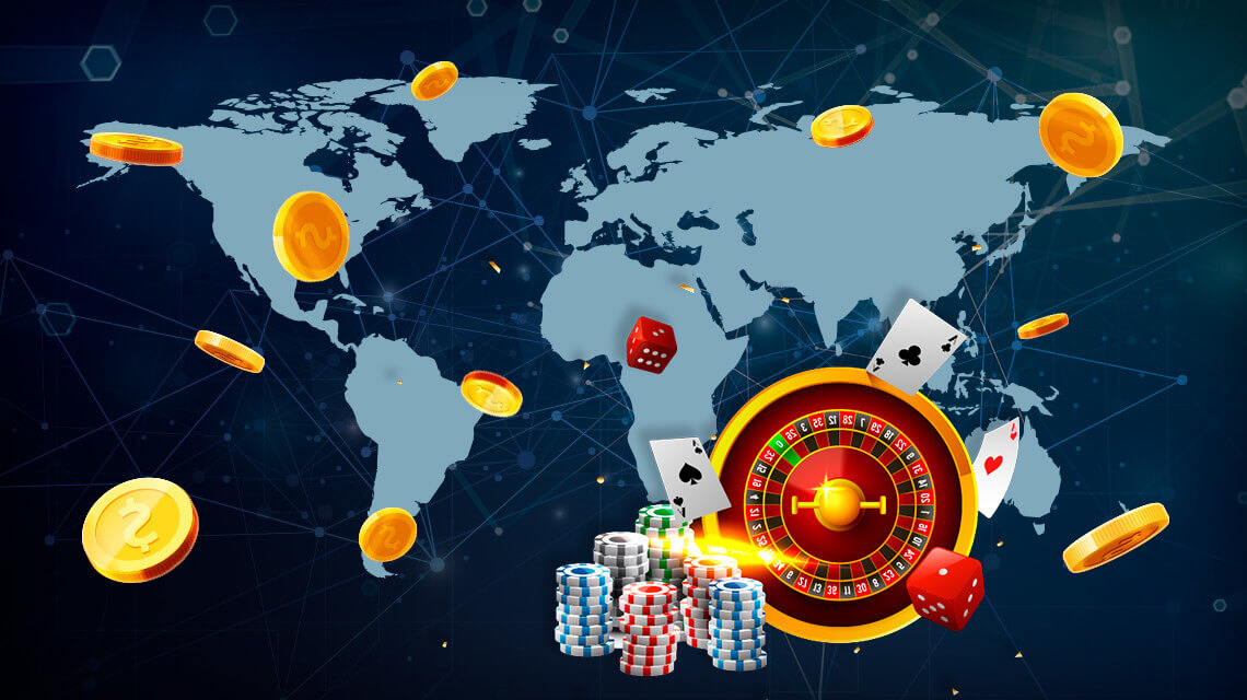 Where online gambling is legal?