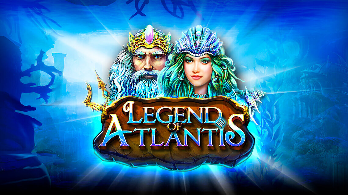 Another Game From Platipus: Legend of Atlantis Slot