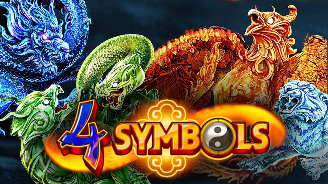 4 SYMBOLS – a New Game from GameArt