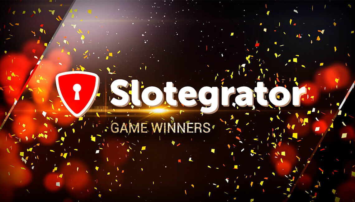 Three, two, one, now! Slotegrator announces Gambling Game results