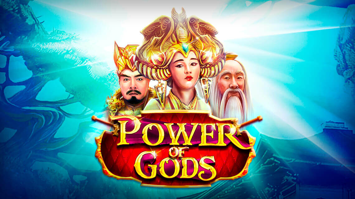 Generous prizes from ancient Chinese gods in new Platipus Gaming slot – Power of Gods