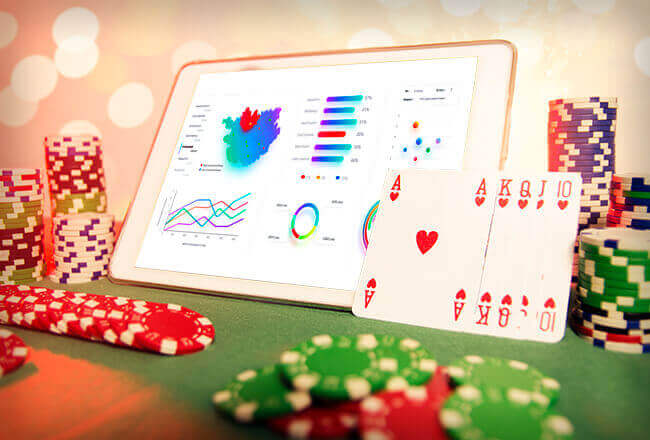 The online gambling market will reach $1 trillion by 2022