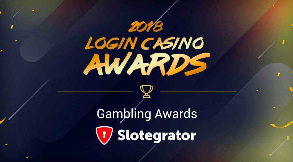 Slotegrator Is Shortlisted for Login Casino Awards 2018