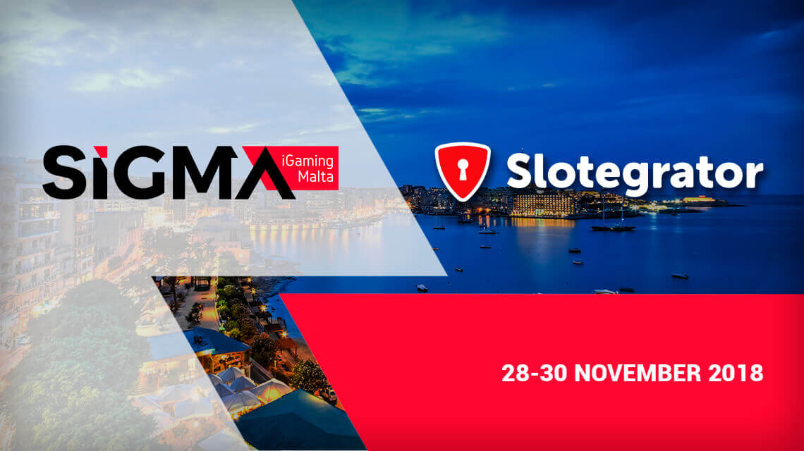 Slotegrator goes to SiGMA 2018 in Malta