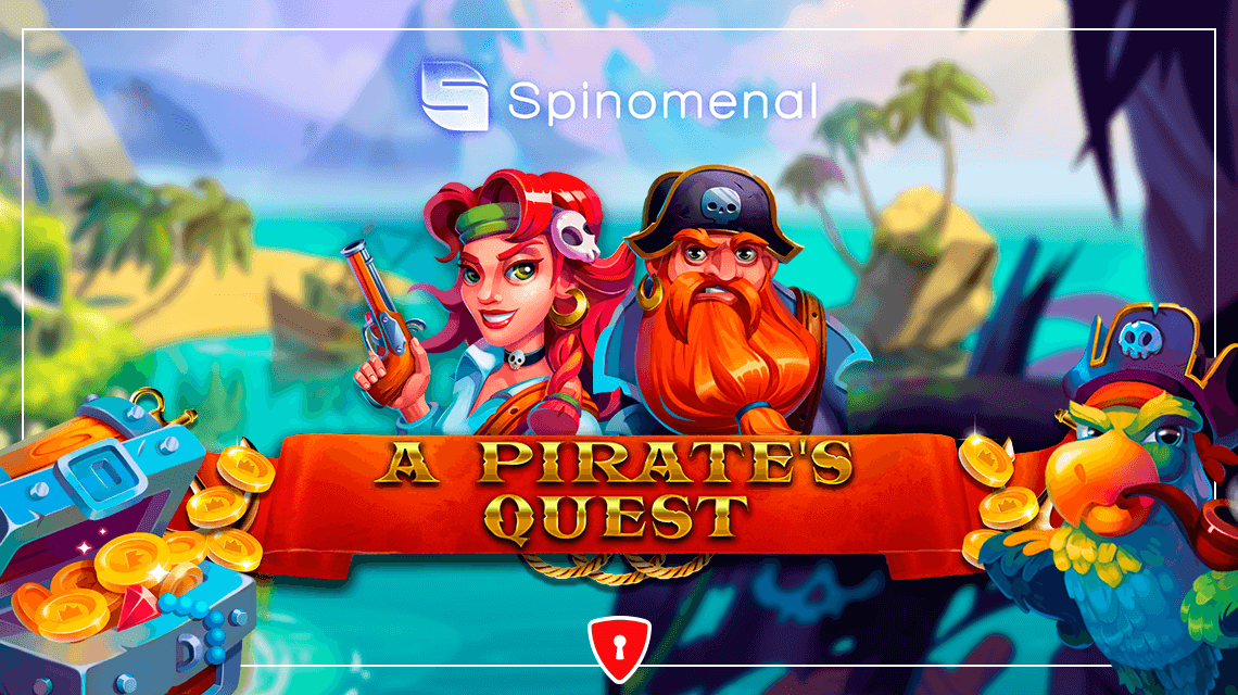 Spinomenal Is Looking for Courageous Pirates to Join Their Crew in the Slot A Pirate's Quest