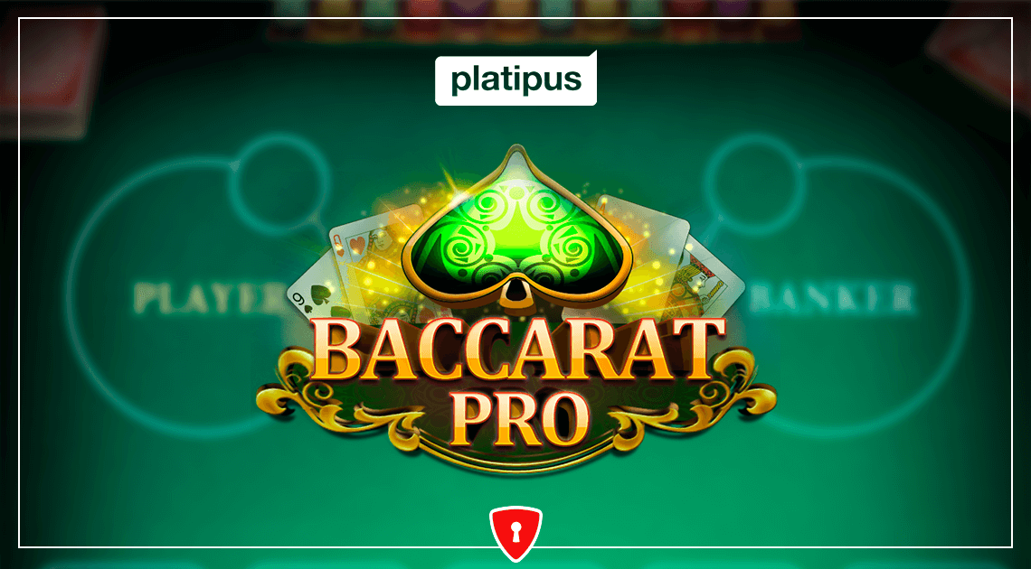 Platipus' New Card Game is Baccarat Pro