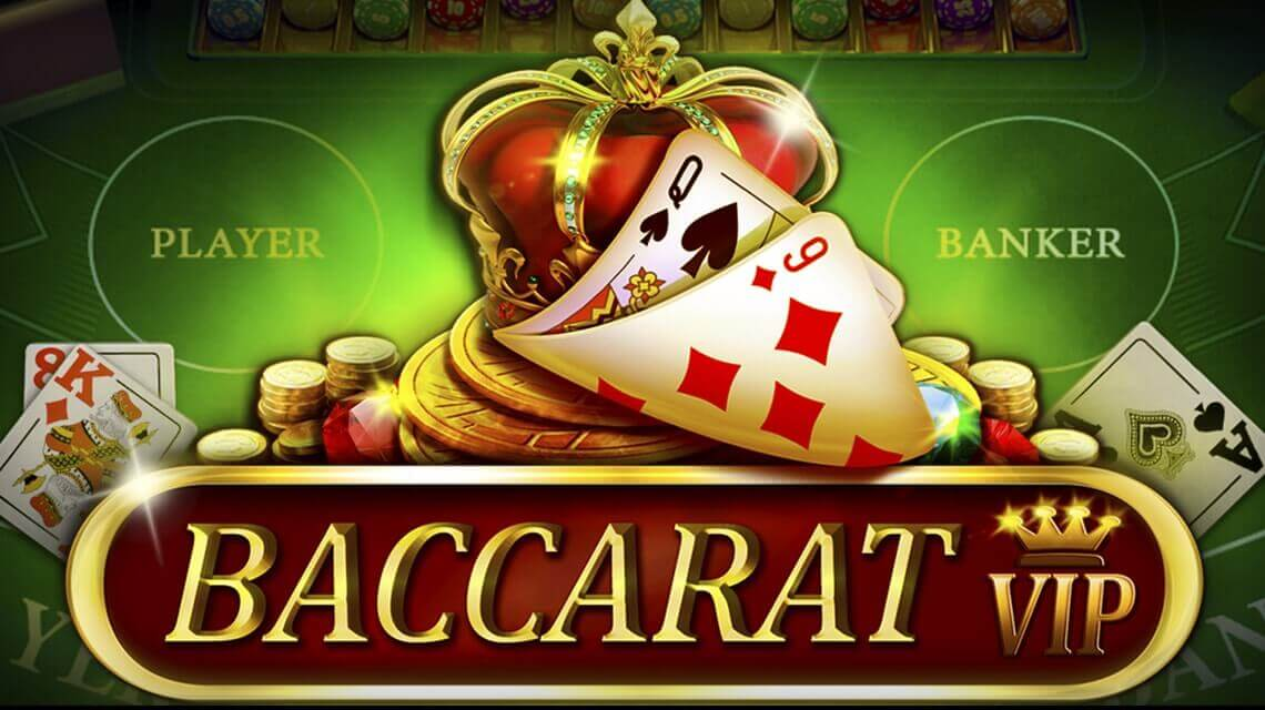 Platipus released another title Baccarat VIP