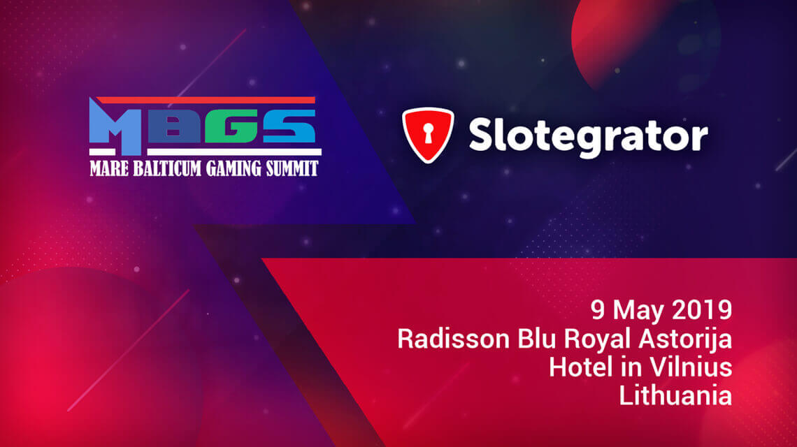 Slotegrator goes to Mare Balticum Gaming Summit