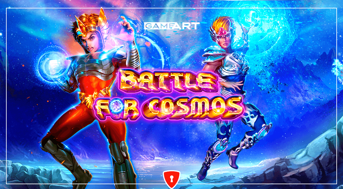 Battle For Cosmos - new slot from GameArt