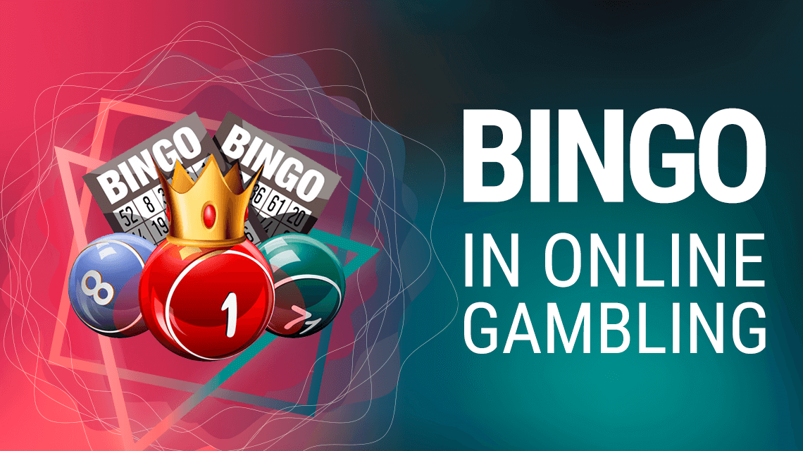 Bingo lotteries in online gambling market