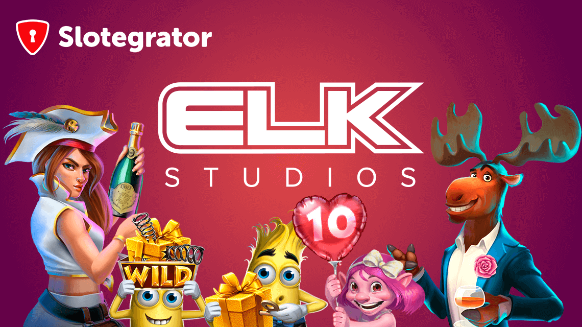 ELK Studios: Overview and Top Slots