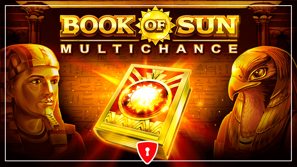 New video slot from Booongo – Book of Sun Multi Chance