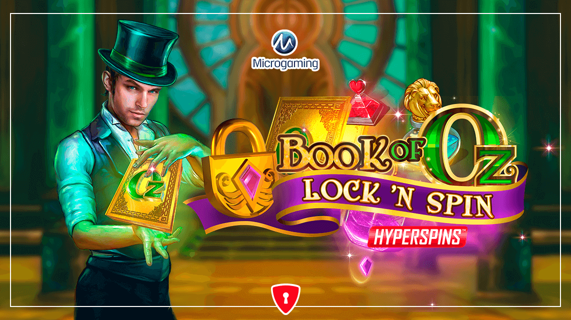 The Wizard and His Book Are Back in Microgaming's Sequel to Their Hit Slot