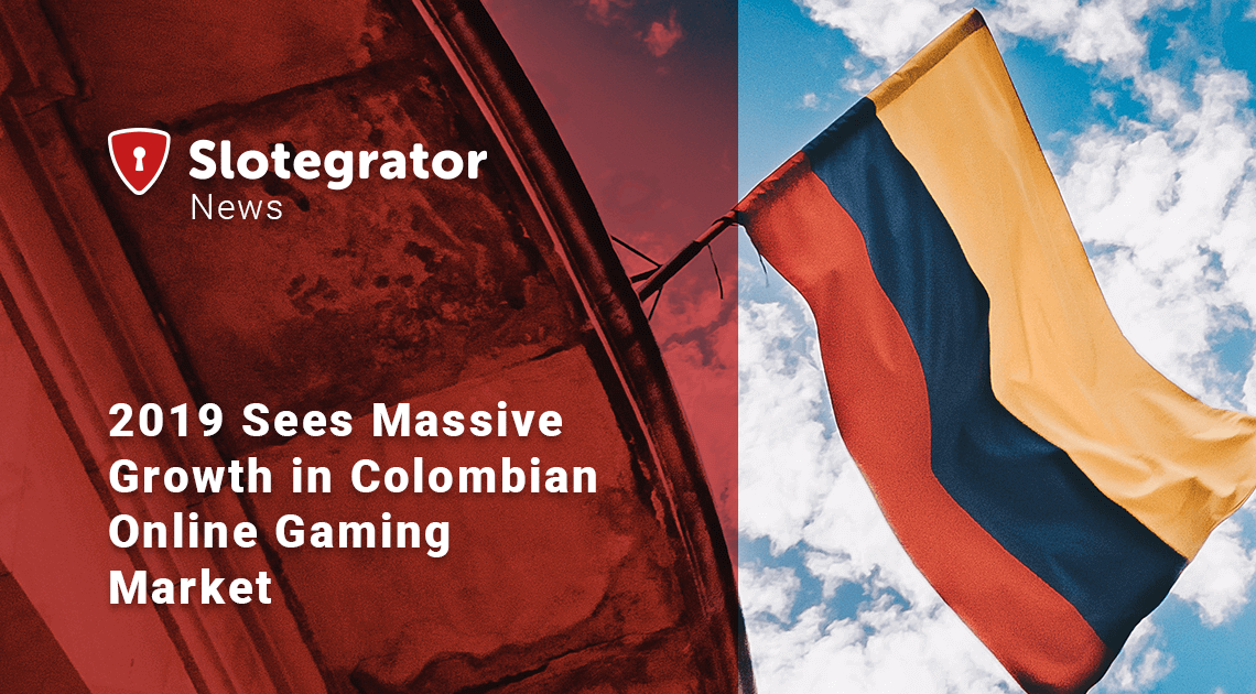 2019 Sees Massive Growth in Colombian Online Gaming Market
