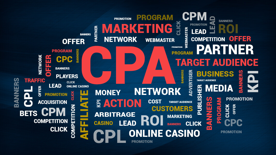 CPA affiliate networks for online casinos: What you need to know before choosing affiliate program?