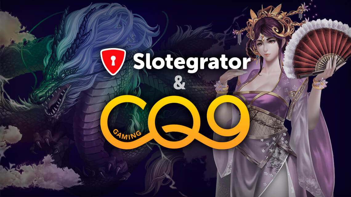 Slotegrator and CQ9 Gaming Kick Off New Partnership