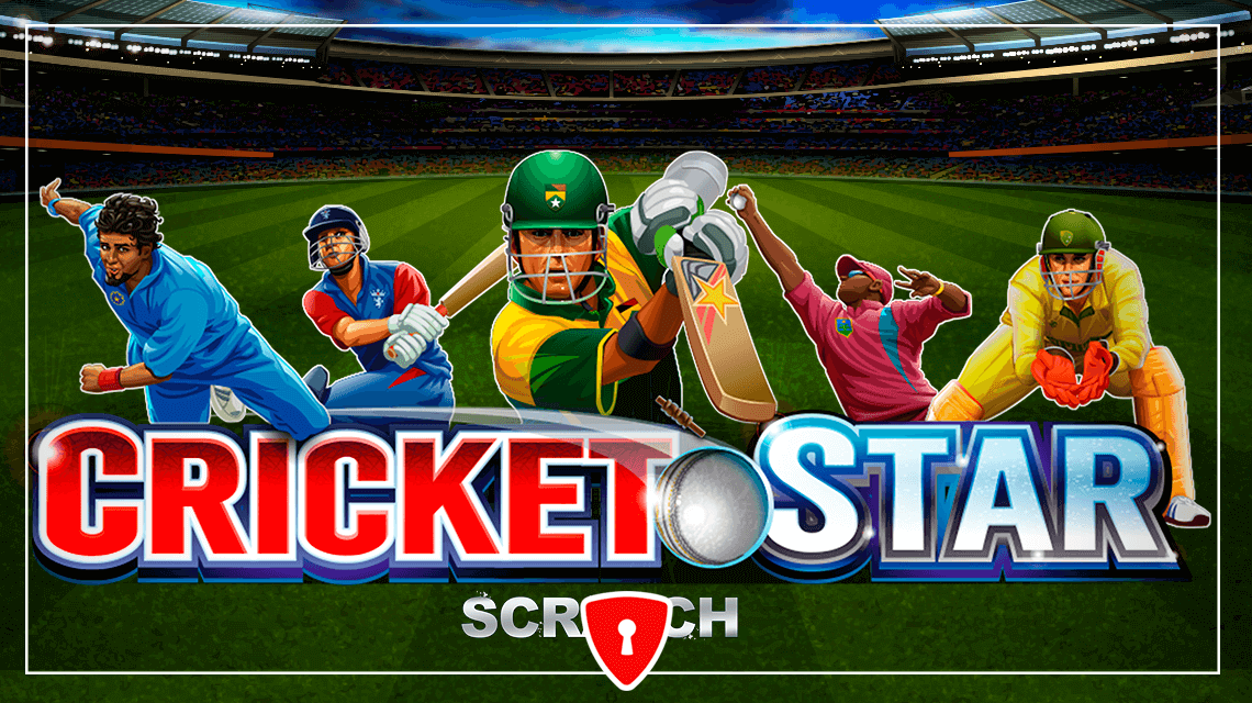 Cricket Star Scratch from Microgaming Is Here to Provide an Exciting Experience