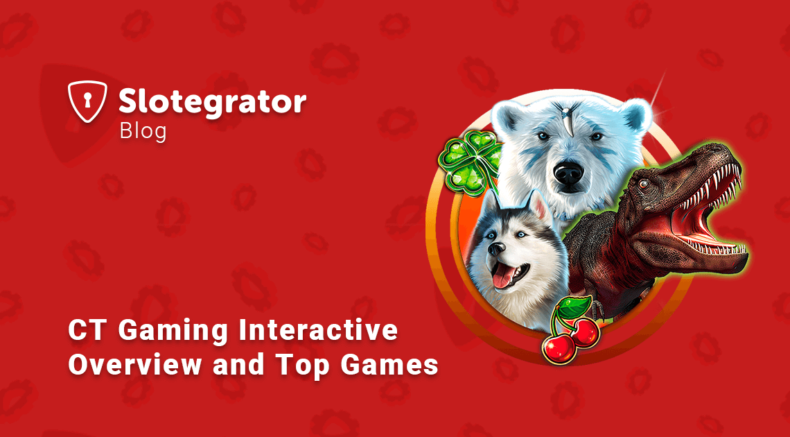 CT Gaming Interactive Overview and Top Games