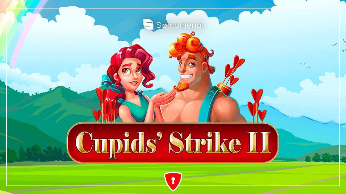 Players Will Fall Head Over Heels for Spinomenal's New Slot, Cupid Strike 2