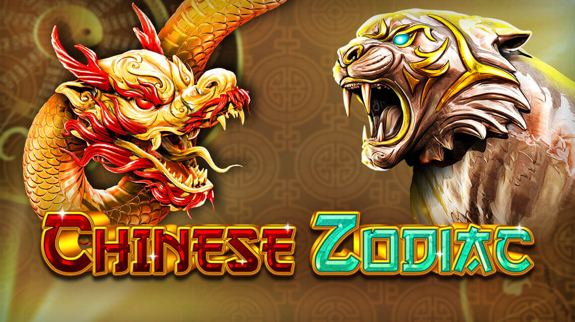 Chinese zodiac gameart casino slots items