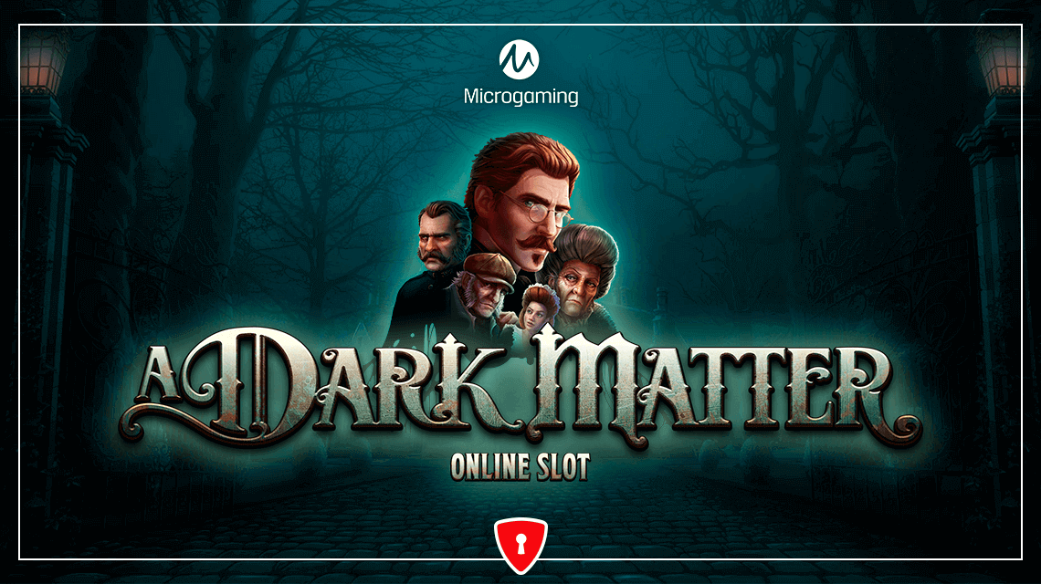 Players Will Face Their Fears in Microgaming's New Slot, A Dark Matter